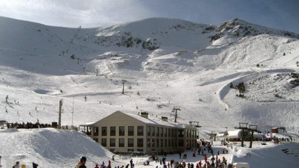 Los apartamentos en Ezcaray comienzan a notar la afluencia de esquiadores