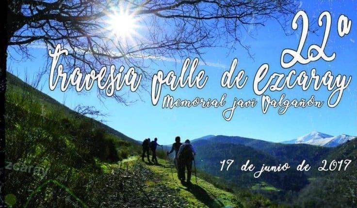 La 22º Travesía Valle de Ezcaray se celebrará el 17 de junio