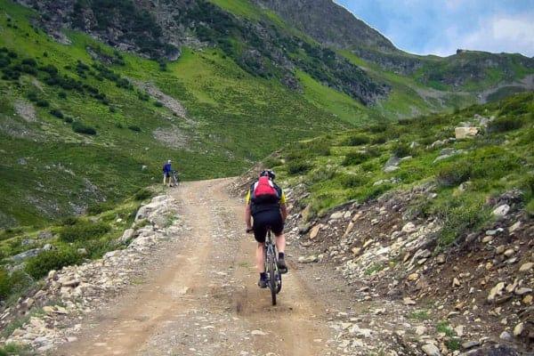 rutas ciclistas valle ezcaray